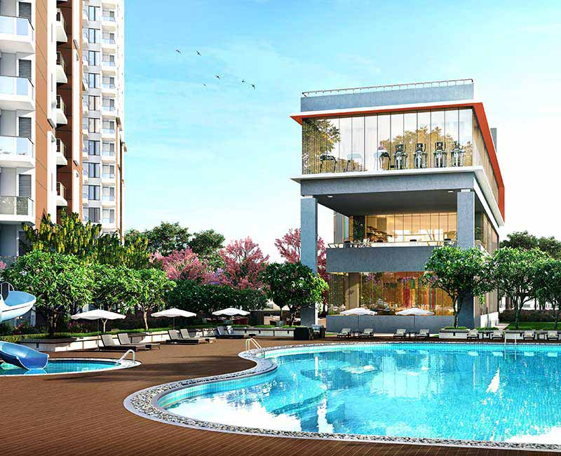 Shapoorji Pallonji Oxford Amenities